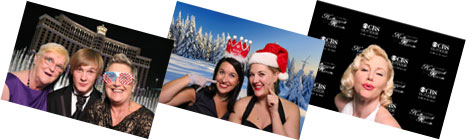 SnappaBox Photo Booth Hire - green screen