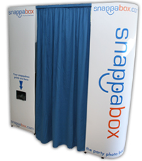 SnappaBox Photo Booth Hire - the party photo booth